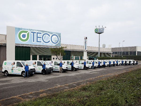 Teco Group srl - depuratori d'acqua